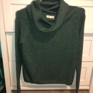 Sweaters - Cowl Neck Sweater